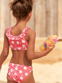 Teeny Everglow - Crop Top Bikini Set for Girls 2-7  ERLX203127