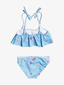 Vichy Paradise - Flutter Bikini Set for Girls 2-7  ERLX203138