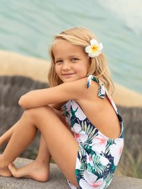 Chill Baby Chill - Strappy Playsuit for Girls 2-7  ERLX603015
