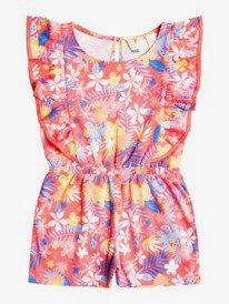 Flower Path - Playsuit for Girls 2-7  ERLX603028
