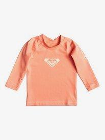Whole Hearted - Long Sleeve UPF 50 Rash Vest  ERNWR03001