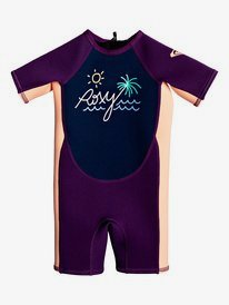 1.5mm Syncro - Short Sleeve Springsuit for Toddlers  EROW503002