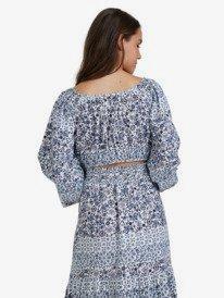 Aloha Allover - Long Sleeve T-Shirt for Women  URJWT03057