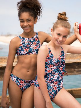 Sebastian Floral - One-Piece Swimsuit for Girls 8-16  ARGX103021