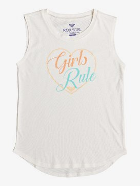 GIRLS RULE MUSCLE TEE  ARGZT03229