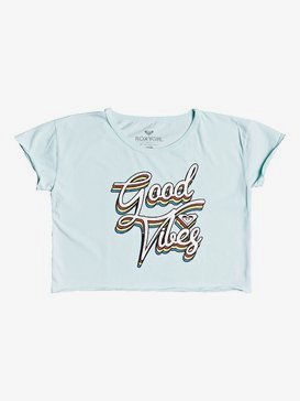 GOOD VIBES CROPPED BF CREW  ARGZT03329