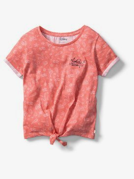 Treasure Trove - Tie-Front T-Shirt for Girls 8-16  ARGZT03386