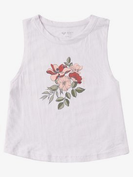 Garden Of Beauty - Sleeveless T-Shirt for Girls 4-16  ARGZT03417
