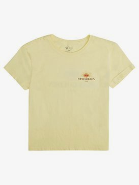 Sun Golden - T-Shirt for Girls 8-16  ARGZT03503