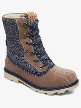 Nikko - Waterproof Suede Winter Boots for Women  ARJB700627