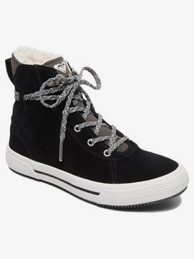 Erika - High Top Suede Shoes for Women  ARJS300328
