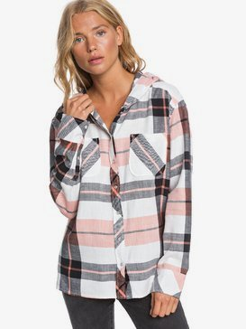Shore - Hooded Long Sleeve Shirt for Women  ARJWT03189