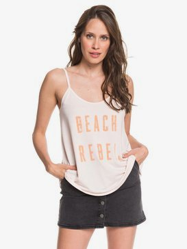 BEACH REBEL STRAPPY TANK  ARJZT05396