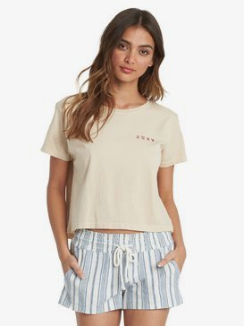 In The Mountains - Cropped T-Shirt for Women  ARJZT06066