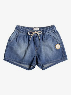 Honey Sunday - Denim Beach Shorts for Girls 8-16  ERGDS03048
