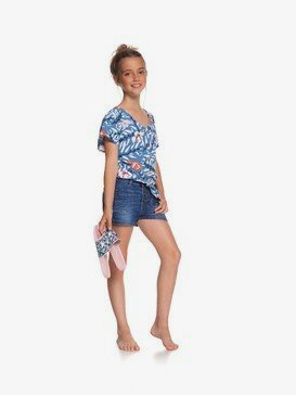 Once Again - Denim Shorts for Girls 4-16  ERGDS03054