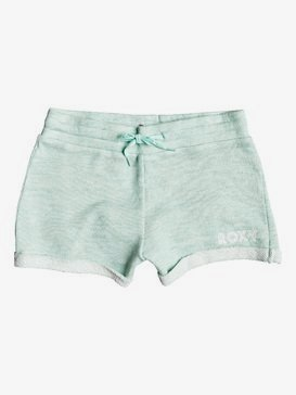 Travel Often Heather B - Sweat Shorts for Girls 4-16  ERGFB03156