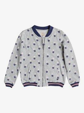 Coming Alone - Bomber Jacket Sweatshirt for Girls 8-16  ERGFT03256