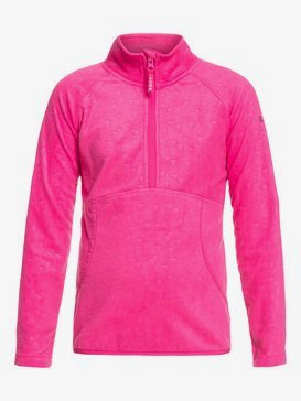 Cascade - Technical Zip-Up Fleece for Girls 4-16  ERGFT03378
