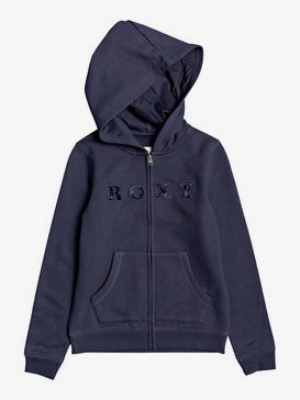 Bohemian Flowers - Zip-Up Hoodie for Girls 4-16  ERGFT03409