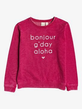 Low Rising A - Sweatshirt for Girls 4-16  ERGFT03502