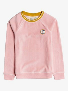 Final Song - Velvet Sweatshirt for Girls 4-16  ERGFT03553