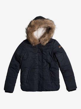 Evergreen Tree - Hooded Puffer Jacket for Girls 8-16  ERGJK03042