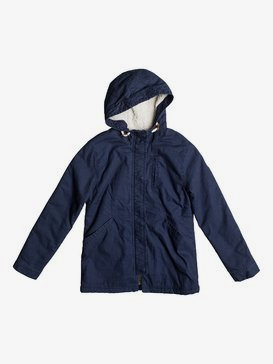 European Folklore - Parka Jacket for Girls 8-16  ERGJK03043