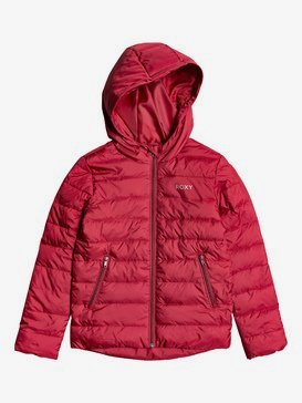 Night Voyage - Hooded Puffer Jacket for Girls 4-16  ERGJK03066