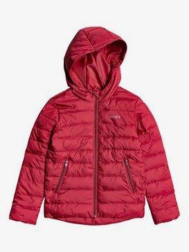 Night Voyage - Hooded Puffer Jacket for Girls 4-16  ERGJK03066