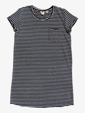 Walking Alone - Short Sleeve T-Shirt Dress for Girls 4-16  ERGKD03113