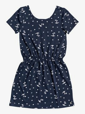 The Clouds - Short Sleeve Dress  ERGKD03117
