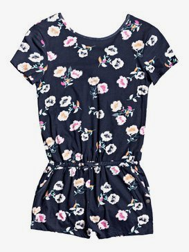 Nice Evening - Short Sleeve Playsuit  ERGKD03124