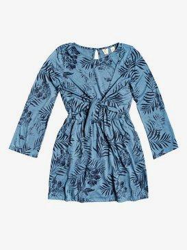 Get Home Happy - Long Sleeve Dress for Girls 4-16  ERGKD03144