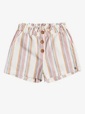 I Feel Love - Beach Shorts for Girls 4-16  ERGNS03072