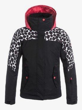 ROXY Jetty Colorblock - Snow Jacket  ERGTJ03021