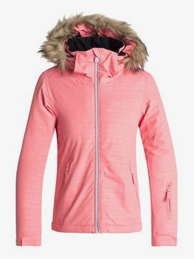 Jet Ski Embossed - Snow Jacket for Girls 8-16  ERGTJ03056