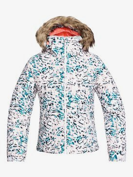 Jet Ski - Snow Jacket for Girls 8-16  ERGTJ03104