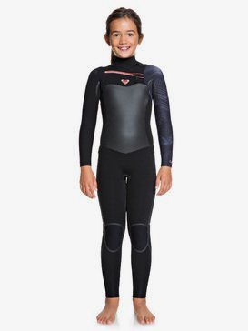 4/3mm Syncro Plus - Chest Zip Wetsuit for Girls 8-16  ERGW103027