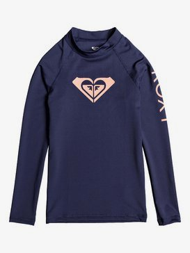 Whole Hearted - Long Sleeve UPF 50 Rash Vest for Girls 8-16  ERGWR03081