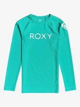 Funny Waves - Long Sleeve UPF 50 Rash Vest for Girls 8-16  ERGWR03107