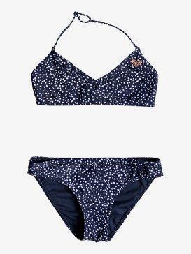 Seaside Lover - Triangle Bralette Bikini Set for Girls 8-16  ERGX203209
