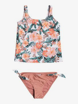 Love Is Big - Tankini Bikini Set for Girls 8-16  ERGX203308