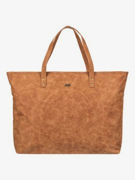 Set It On Fire - Faux Leather Tote Bag  ERJBP03872