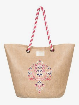 Sunseeker - Straw Beach Bag  ERJBT03084