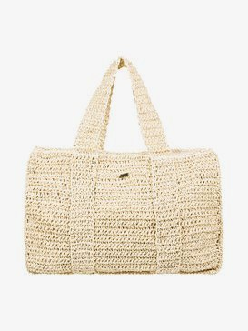 Under The Palms 14.5L - Straw Beach Bag  ERJBT03166