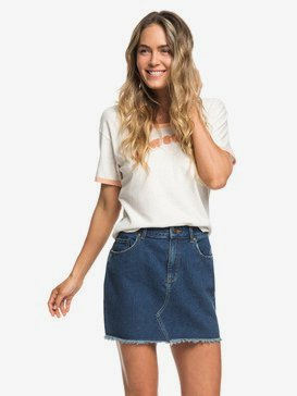 Icon - Denim Skirt for Women  ERJDK03009