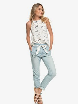 Bahia Sucia - Denim Beach Pants for Women  ERJDP03187
