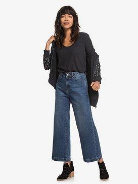 Lullaby Soul - Wide Leg Jeans for Women  ERJDP03198