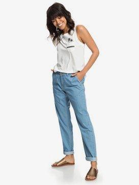 Let The Sunshine - Straight Fit Jeans for Women  ERJDP03210